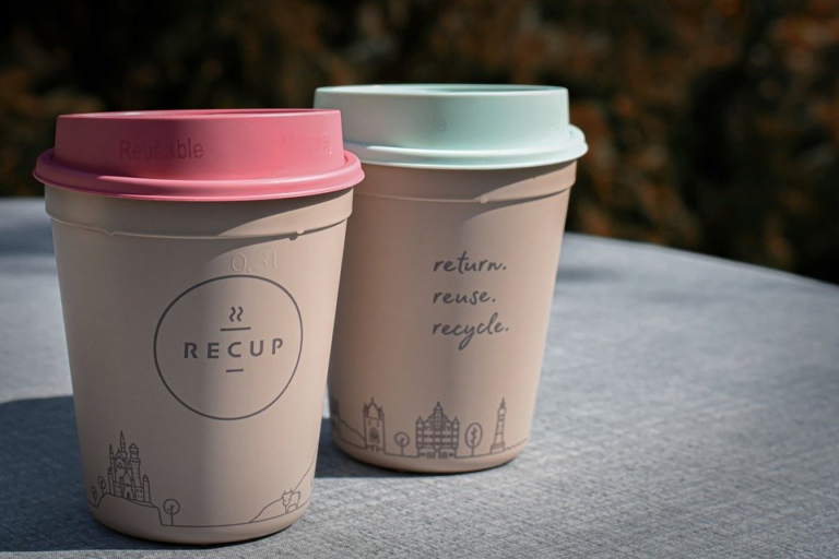 Four simple reusable products in your daily life