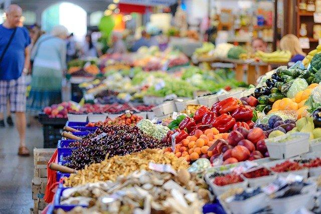 Consume regional & seasonal food