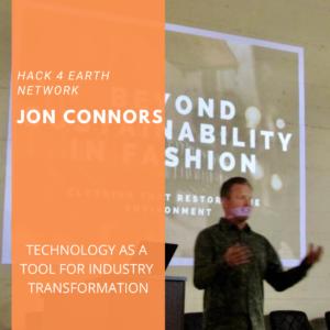Jon Connors- Hack 4 Earth