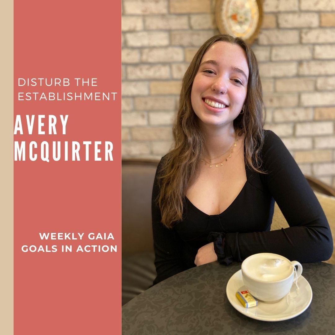 Avery McQuirter – Disturb The Establishment