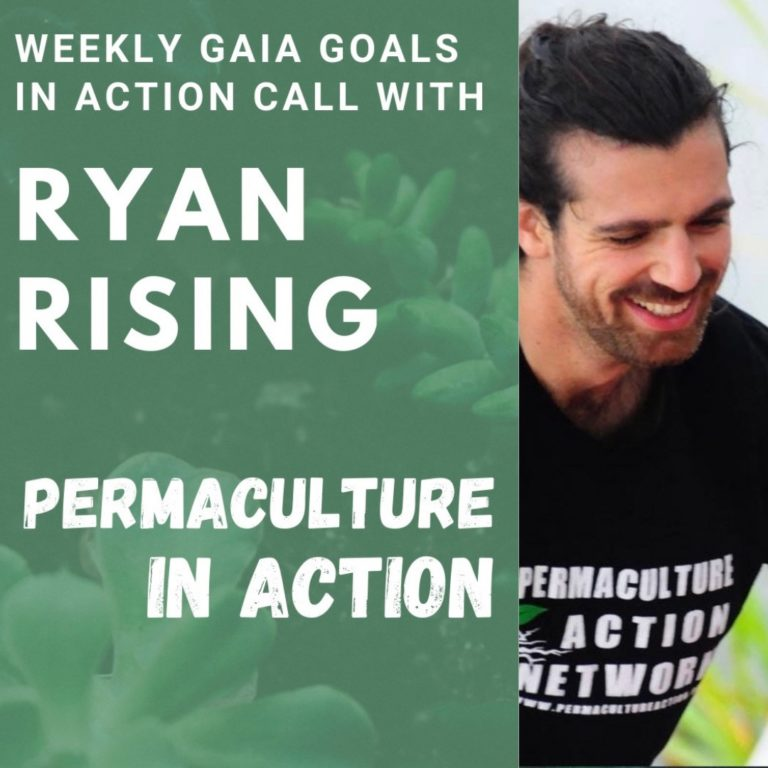 Sustainable Agriculture & social Permaculture – Ryan Rising