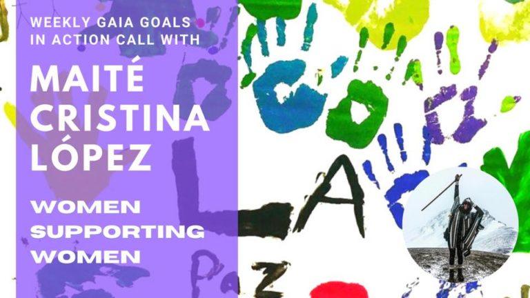 Women Supporting Women – Maité Cristina López